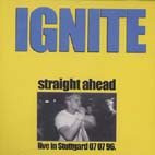 Ignite - Straight Ahead (2xcd)