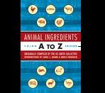 Animal Ingredients A to Z - Book