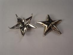 Star Large Studs 1 1/8 Bag of 25