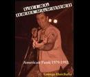 Going Underground: American Punk 1979-1992 - Book