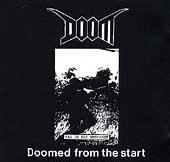 Doom - Doomed From The Start - Hooded Sweatshirt