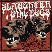 Slaughter And The Dogs - Beware of... (cd)