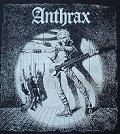 ANTHRAX - Puppet Master - Back Patch