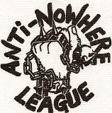 ANTI NOWHERE LEAGUE - Patch