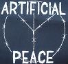 ARTIFICIAL PEACE - Back Patch