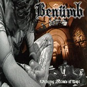 Benumb - Withering Strands Of Hope (cd)