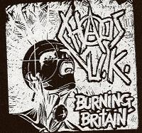 CHAOS U.K. - Burning Britain - Patch