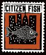 Citizen Fish - Sticker