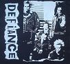 DEFIANCE - Back Patch