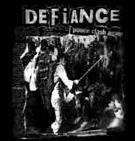 DEFIANCE - Fight The Real Enemy - Back Patch