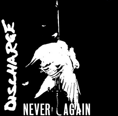 Discharge - Never Again - Shirt