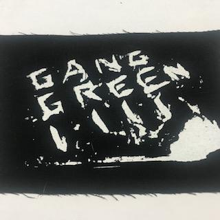 GANG GREEN - Patch