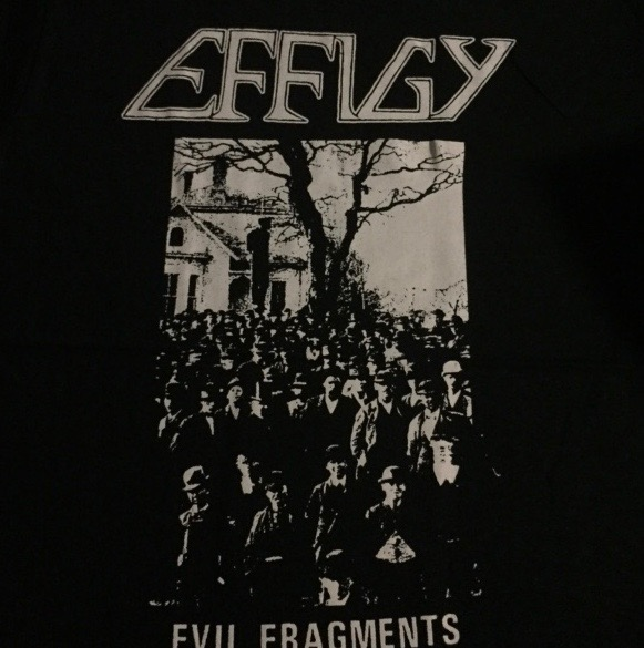 Effigy - Evil Fragments - Shirt