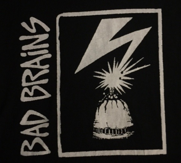 Bad Brains - Lightning Bolt - Shirt