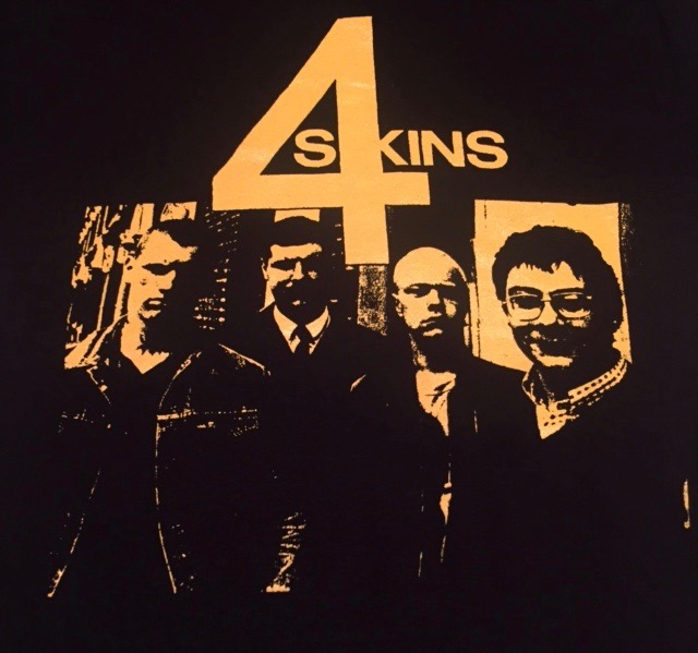 4 Skins - Yellow - Shirt