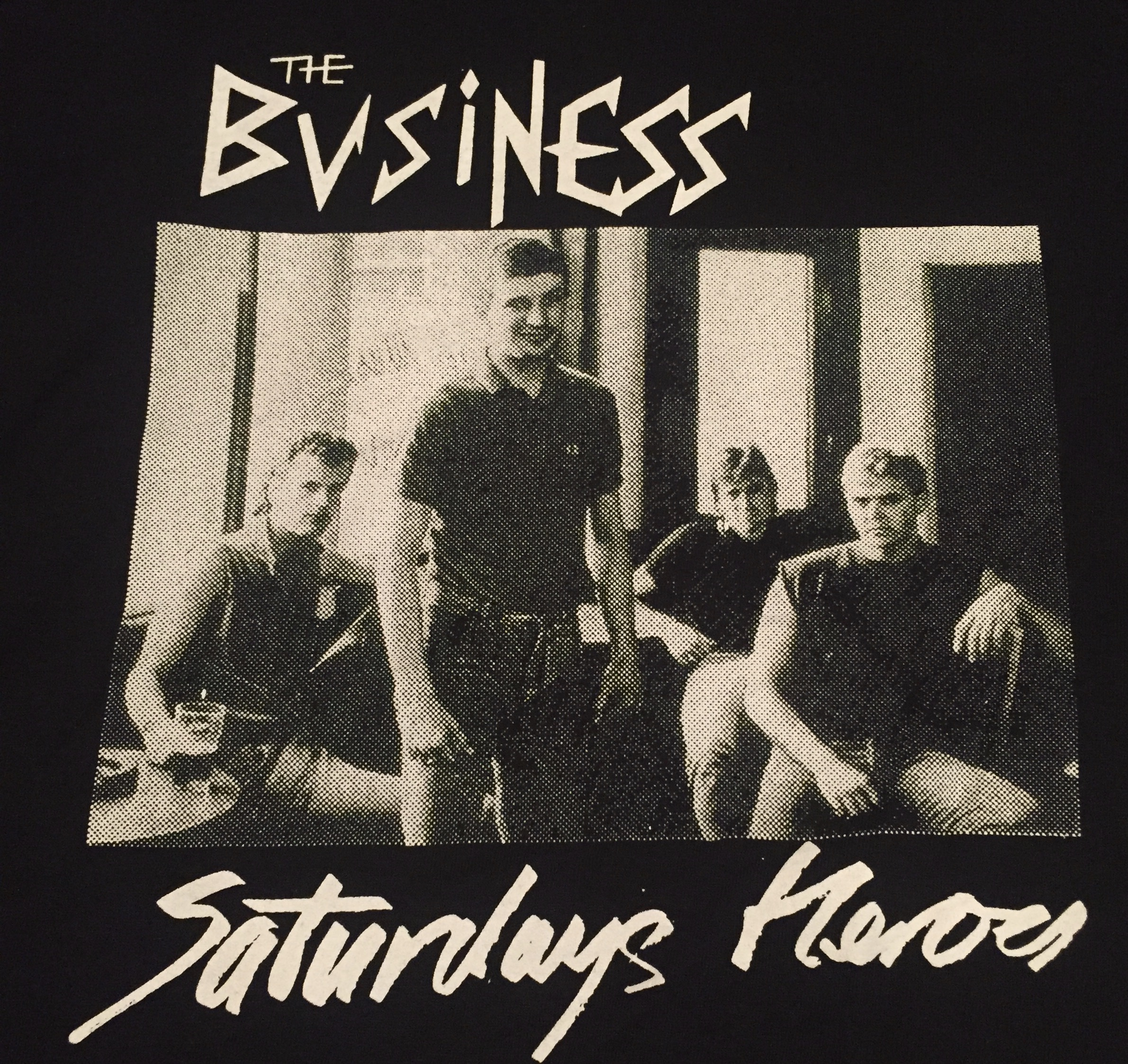 Business - Saturday's Heroes - Shirt