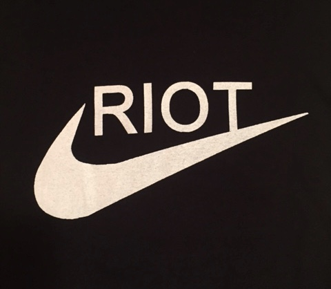 RIOT - Back Patch