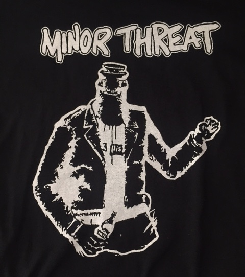 Minor Threat - Bottled - Shirt