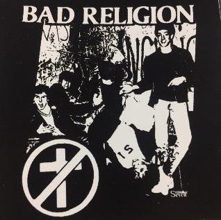 Bad Religion - Band - Sticker