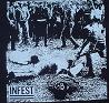 INFEST - Back Patch