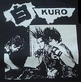 KURO - Back Patch