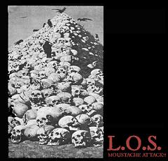 L.O.S. - Moustache Attack (cd)