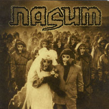 Nasum - Inhale / Exhale (cd)
