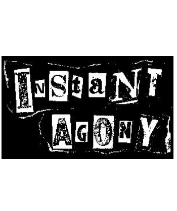 Instant Agony - Sticker