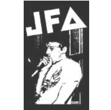 JFA - Singing - Sticker