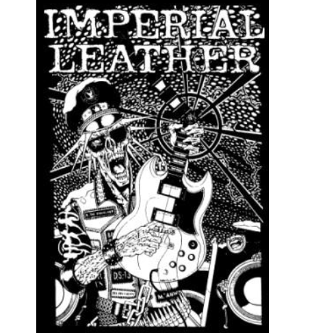IMPERIAL LEATHER - Back Patch