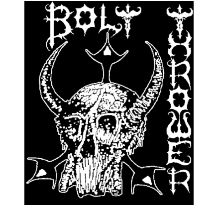 BOLT THROWER - Back Patch
