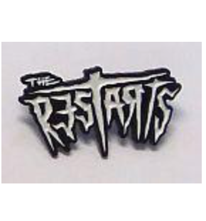 Restarts - Metal Badge