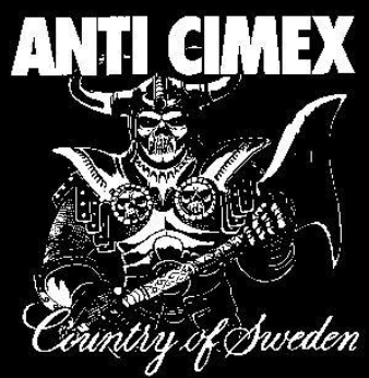 ANTI CIMEX - Sweden - Patch
