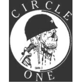 CIRCLE ONE - Skull - Patch
