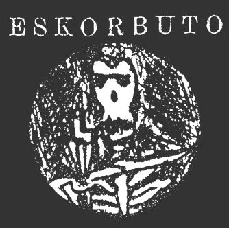 ESKORBUTO - Skeleton - Patch
