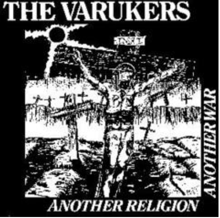 VARUKERS - Another Religion - Patch