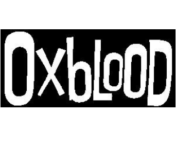 OXBLOOD - Patch