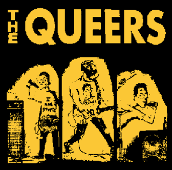 QUEERS - Yellow - Back Patch