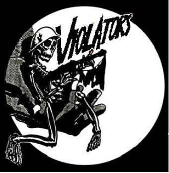 VIOLATORS - Back Patch