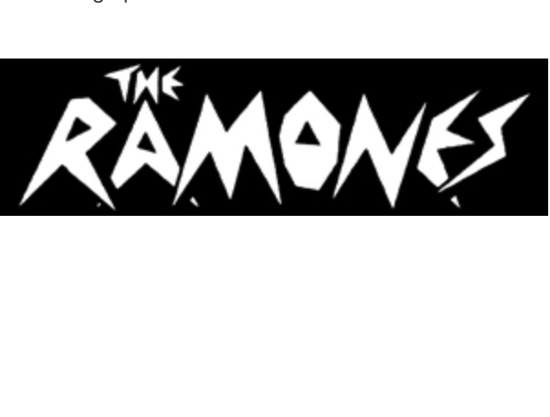 RAMONES - Name - Patch