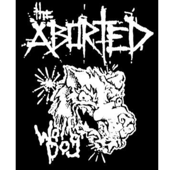 ABORTED - Wolf Dog - Patch