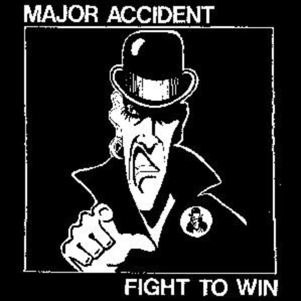 MAJOR ACCIDENT - Fight To Win - Patch