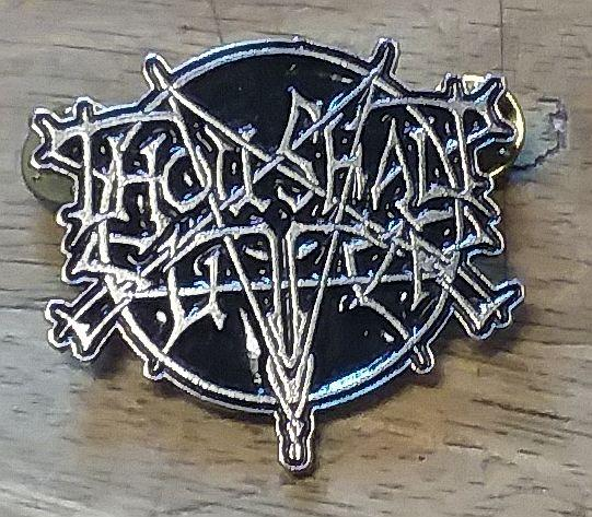 Thou Shalt Suffer - Metal Badge