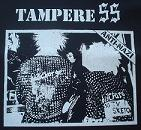 TAMPERE SS - Back Patch