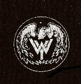 WASTED YOUTH - Logo - Patch