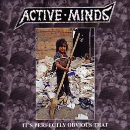 Active Minds - It&#39s Perfectly Obvious.. (LP)