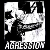 Agression - Skull Cop - Hooded Sweatshirt