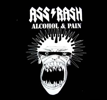 Assrash - Alcohol and Pain - Hooded Sweatshirt