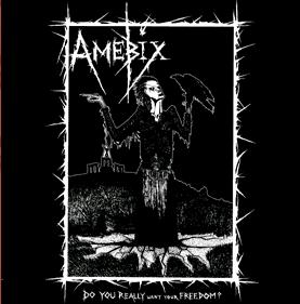 Amebix - Crow Man - Shirt