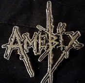 Amebix - Metal Badge